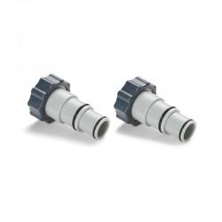 Lot de 2 adaptateurs mâles 32-38 mm